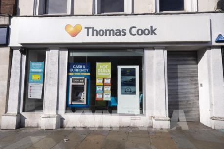 Anh điều tra công tác kiểm toán của EY với Thomas Cook
