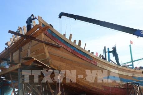 Phú Yên triển khai đăng ký nhu cầu cải hoán tàu cá vùng khơi