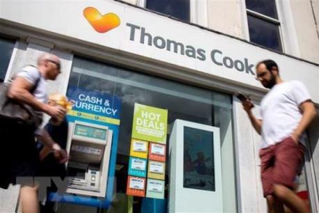 Tranh cãi xung quanh sự sụp đổ của tập đoàn du lịch Thomas Cook
