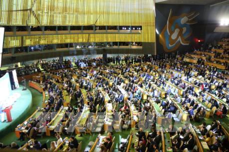 Hội đồng Bảo an LHQ thông qua 4 nghị quyết theo thủ tục đặc biệt