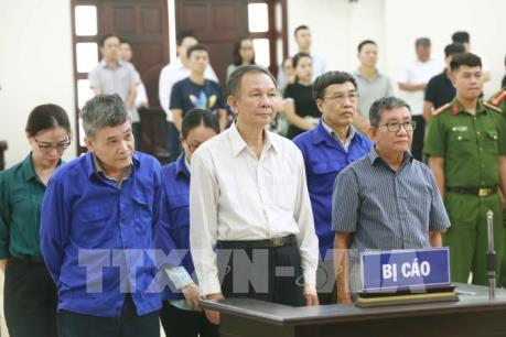 Hai nguyên Tổng Giám đốc BHXHVN bị phạt 20 năm tù