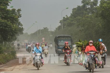 Chi cục Bảo vệ Môi trường thông tin về chất lượng không khí ở Hà Nội