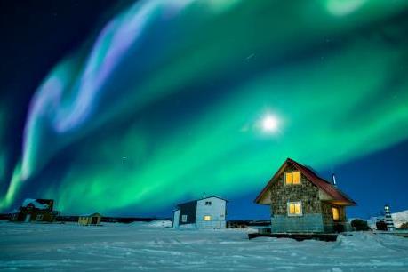 Gợi ý 3 điểm ngắm bắc cực quang tuyệt đẹp