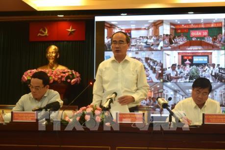 Lập lại trật tự xây dựng tại Tp. Hồ Chí Minh - Bài cuối: Xử lý nghiêm các vi phạm