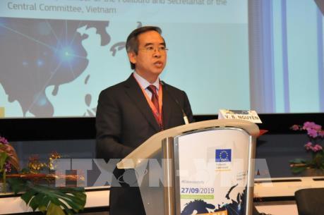 Diễn đàn Kết nối Âu - Á: Việt Nam kêu gọi tăng cường đối thoại giữa hai châu lục