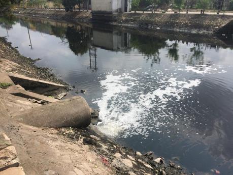 Hưng Yên: Phạt một doanh nghiệp 138 triệu đồng do xả thải vượt mức