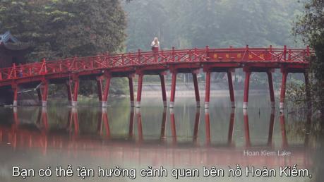 Phim quảng cáo về Hà Nội trên CNN thu hút khán giả quốc tế