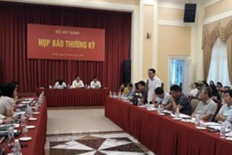 Vẫn chưa có kết luận vụ đoàn Thanh tra Xây dựng vi phạm tại Vĩnh Phúc