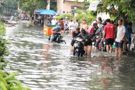 Nước biển dâng đe dọa nhấn chìm khoảng 80 sân bay vào năm 2100