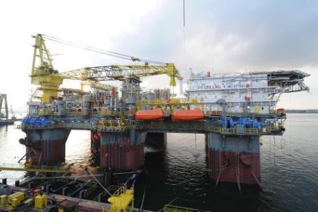 PV Drilling trúng thầu cung cấp giàn khoan cho Brunei Shell Petroleum