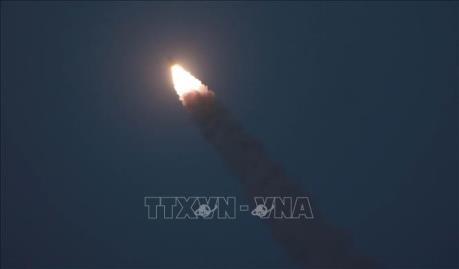 Triều Tiên bắn vật thể bay không xác định
