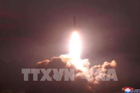 Nhật Bản sẽ cùng Mỹ đối phó với vụ thử tên lửa của Triều Tiên