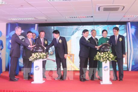 Tập đoàn Oji (Nhật Bản) khánh thành nhà máy 35 triệu USD tại Hà Nam  