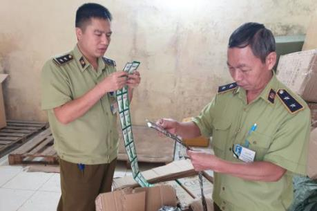 Chặn đứng hàng loạt sản phẩm Trung Quốc nhập lậu vào Việt Nam