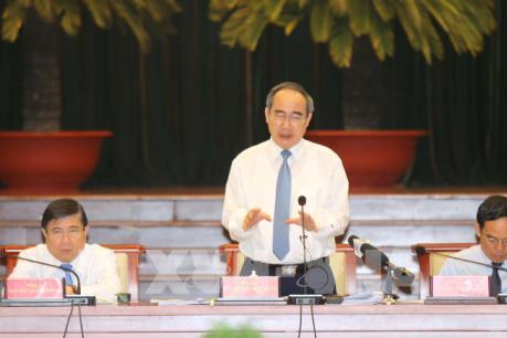 Thành phố Hồ Chí Minh sẽ giải quyết xong các vấn đề khiếu nại tố cáo