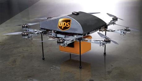 Mỹ lần đầu cấp phép cho thiết bị bay không người lái chuyển phát hàng hóa
