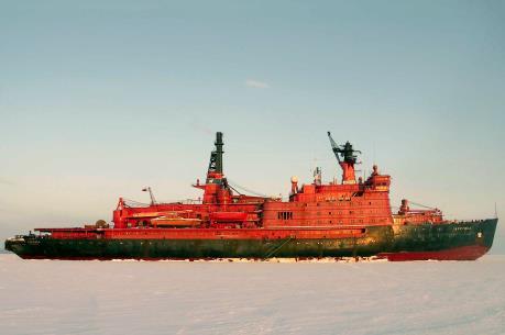 Nga sắp vận hành thử nghiệm tàu phá băng nguyên tử lớn nhất thế giới