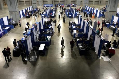 Tỷ lệ thất nghiệp của Mỹ giảm xuống mức thấp nhất trong 50 năm