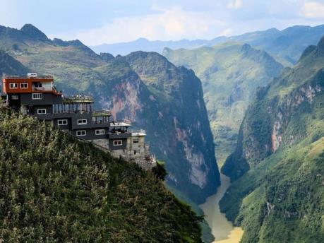 Bộ Văn hoá, Thể thao và Du lịch nói gì về tòa nhà xây trái phép trên đèo Mã Pì Lèng?
