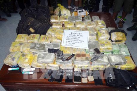 Bắt 6 người nước ngoài mang trái phép lượng lớn ma túy từ Lào vào Việt Nam