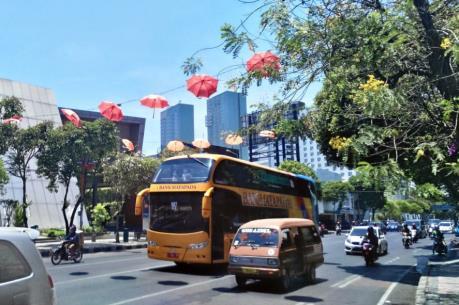 Indonesia chi gần 500 triệu USD hỗ trợ giao thông công cộng
