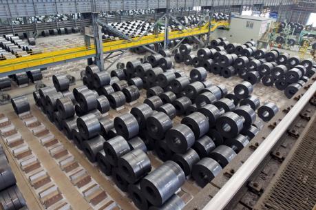 Doanh nghiệp thép Hàn Quốc tăng giá sản phẩm
