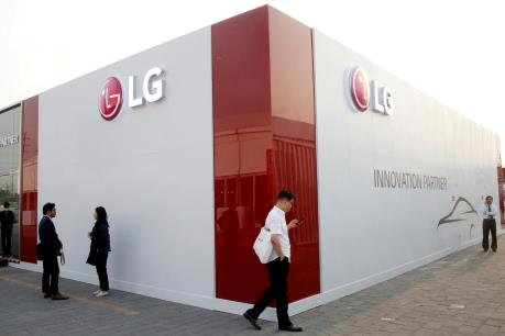 LG Electronics đạt doanh thu kỷ lục trong quý III