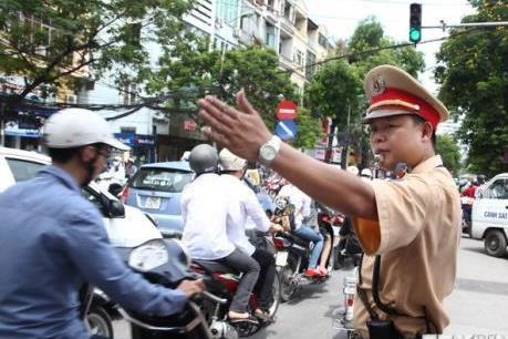 Phân luồng giao thông phục vụ trận đá vòng loại giữa Việt Nam và Malaysia