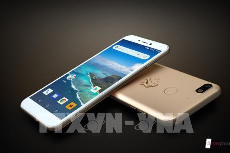 Châu Phi có mẫu smartphone đầu tiên