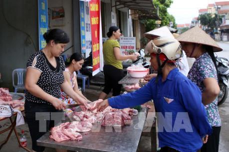 Không loại trừ khả năng nhập khẩu thịt lợn để đảm bảo nguồn cung
