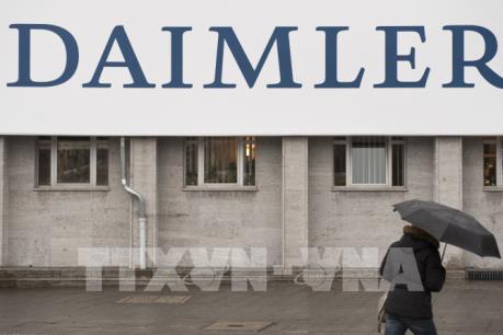 Hãng chế tạo ô tô Daimler chi 2,2 tỷ USD để giải quyết bê bối khí thải