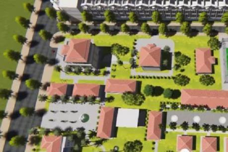 Hậu Giang đề nghị DN cam kết tiến độ toàn dự án khu dân cư thương mại Vị Thanh