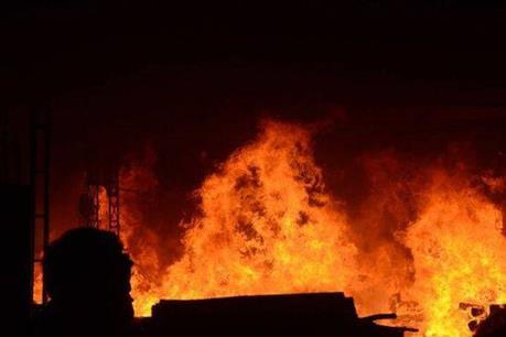 Hỏa hoạn tại bệnh viện, 5 người thiệt mạng