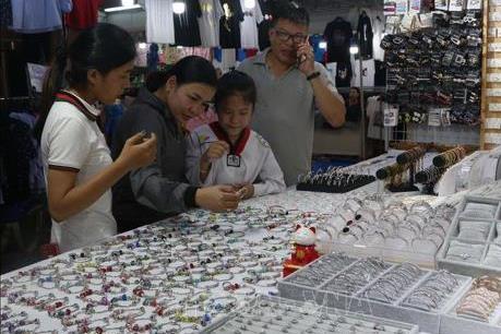 Sắp diễn ra hội chợ quốc tế trang sức và đồng hồ tại Hà Nội