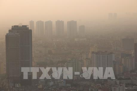 Hà Nội: Hoàn thiện hệ thống 81 trạm quan trắc không khí trong năm 2020