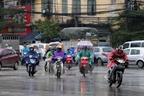 Dự báo thời tiết ngày 10/10: Bắc Bộ và các tỉnh từ Thanh Hóa đến Huế có mưa dông