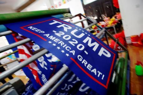 Nhiều cư tri tin tưởng Tổng thống Trump tái đắc cử