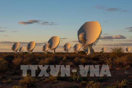 Nam Phi sắp có tổ hợp kính thiên văn vô tuyến lớn nhất thế giới