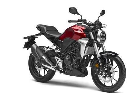 Honda Việt Nam ra mắt mẫu xe Naked hoàn toàn mới CB300R
