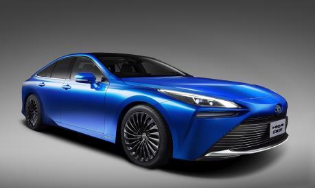 Toyota sẽ ra mắt Mirai concept thế hệ mới tại Triển lãm ô tô Tokyo 2019