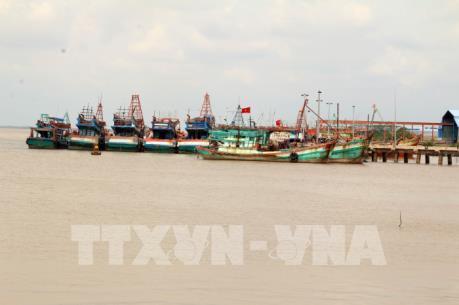 Chủ tàu cá ở Trà Vinh không còn khả năng trả nợ