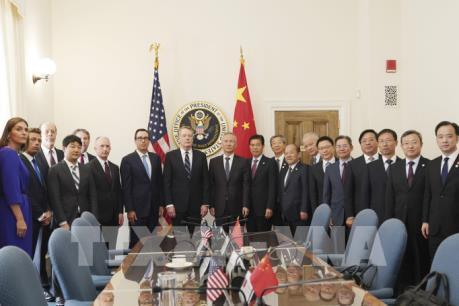 Mỹ hoãn kế hoạch tăng thuế đối với 250 tỷ USD hàng hóa Trung Quốc