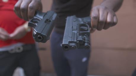 Xả súng ở Chicago, 5 người thương vong