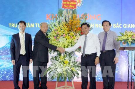 Bắc Giang khai trương Trung tâm tư vấn và hỗ trợ doanh nghiệp