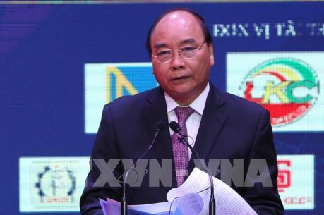 Thủ tướng: Tạo môi trường và bệ đỡ cho sự phát triển nhanh và bền vững của doanh nghiệp