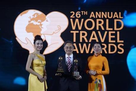 Vietravel được vinh danh tại giải thưởng World Travel Awards