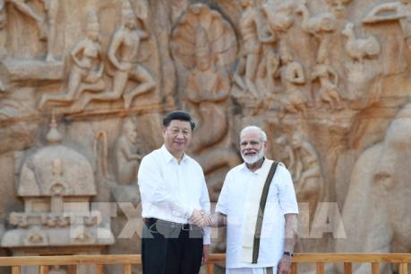 Trung - Ấn gạt bỏ bất đồng để tìm kiếm hợp tác