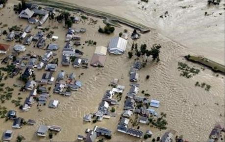 Siêu bão Hagibis: Đại sứ quán Việt Nam triển khai biện pháp bảo hộ công dân tại Nhật