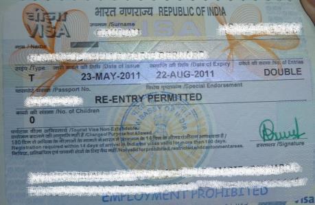 Ấn Độ kéo dài thời hạn visa du lịch cho công dân Trung Quốc