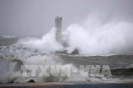 Siêu bão Hagibis: Nguy cơ gia tăng thiệt hại về người